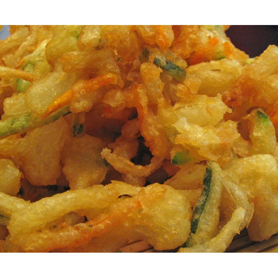 Low carb tempura batter mix for Carbs in fish
