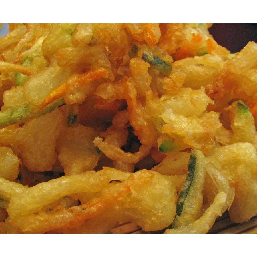 Low carb tempura batter mix for Low carb fish breading