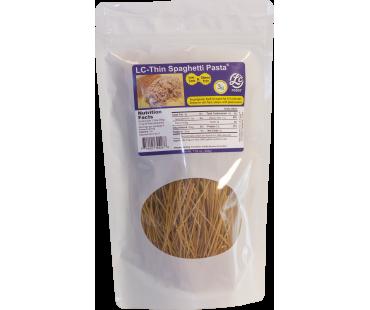 Low Carb Thin Spaghetti Pasta