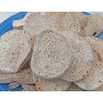 Low Carb White Cheddar Bagel Chips - Fresh Baked