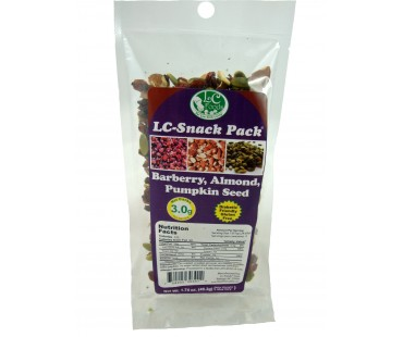 Barberry Almond Pumpkin Seed Snack Pack