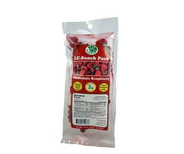 Chocolate Raspberry Snack Pack