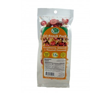 Cranberry Almond Coconut Snack Pack