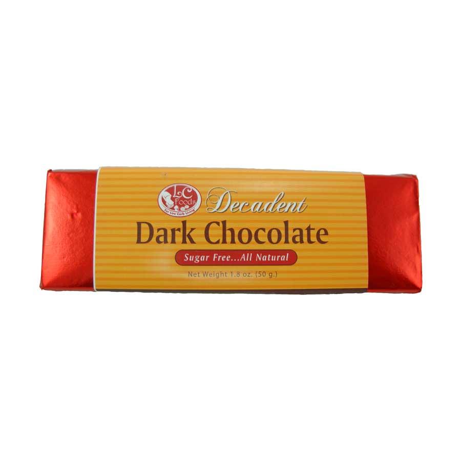 Decadent Dark Chocolate Bar