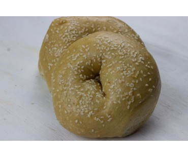 Low Carb NY Style Sesame Seed Bagels 10 pack - Fresh Baked