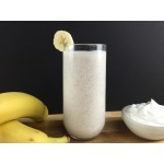 Low Carb Banana Yogurt Smoothie