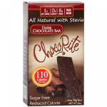 LC-Dark Chocolate Bars with Erythritol