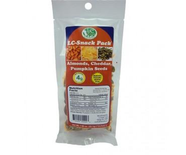 Almond Cheddar Pumpkin Seed Snack Pack