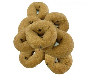 Low Carb NY Style Cinnamon Raisin Bagels 10 pack - Fresh Baked