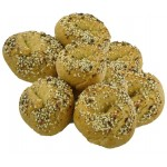 Low Carb NY Style Everything Bagels 10 pack - Fresh Baked