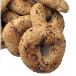 Low Carb NY Style Onion Garlic Bagels 10 pack - Fresh Baked