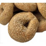 Low Carb NY Style Sesame Seed Bagels 12 pack - Fresh Baked