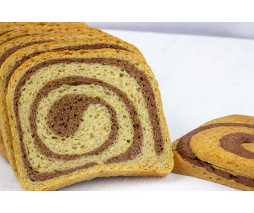 Low Carb Cinnamon Bread - Fresh Baked