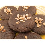 Low Carb Chocolate Almond Cookies - Fresh Baked