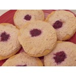 Low Carb Raspberry Drop Cookies - Fresh Baked