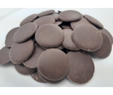 Sugar Free Dark Chocolate Wafer Discs