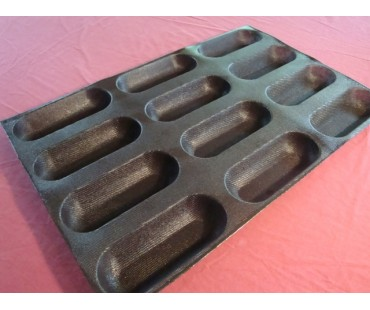 Deli Roll Form Pans in 3 Sizes