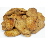 Low Carb Cinnamon & Sugar Bagel Chips - Fresh Baked
