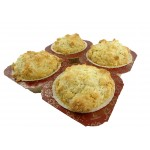 Low Carb Country Biscuits 4 Pack - Fresh Baked