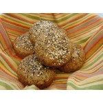 Low Carb Everything Bread Rounds - Fresh Baked