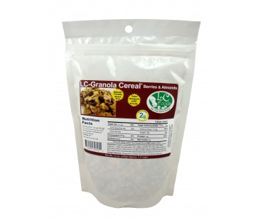 Low Carb Granola Cereal Mix - Berry & Almond