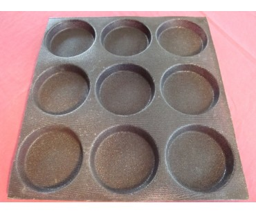 Hamburger Roll Form Pans in 4 Sizes