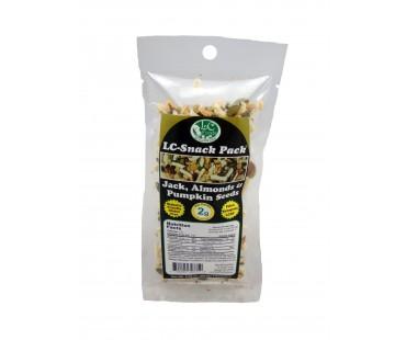 Monterey Jack Almonds and Pumpkin Seeds Snack Pack