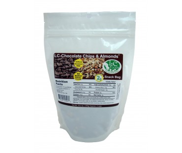 Chocolate Chip & Almond Snack Bag 10.2 oz.