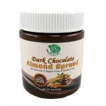 Low Carb Dark Chocolate Almond Spread