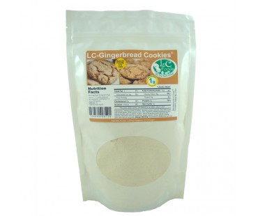 Low Carb Gingerbread Cookie Mix