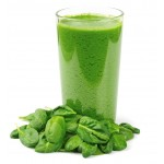 Low Carb Spinach Smoothie with Whey Protein