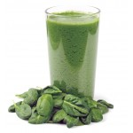 Low Carb Spinach Smoothie with Pea Protein