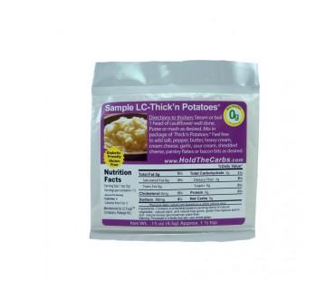Low Carb Thick n Potatoes Sampler