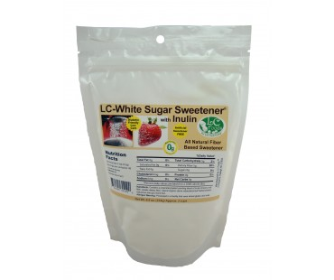 Low Carb White Sugar Sweetener - Inulin