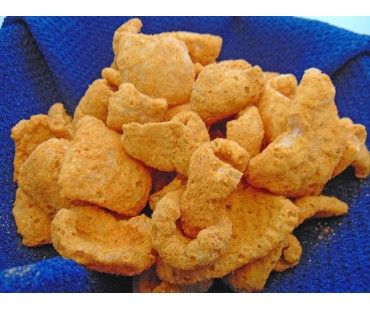 Low Carb Nacho Cheese Rinds