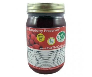 No Sugar Added Raspberry Preserves