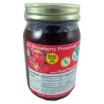 No Sugar Added Strawberry Preserves