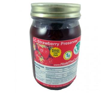 No Sugar Added Strawberry Preserves