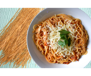 Low Carb Thin Spaghetti Pasta