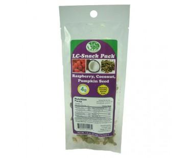 Raspberry Coconut Pumpkin Seed Snack Pack