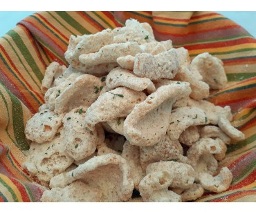 Low Carb Sour Cream and Onion Rinds