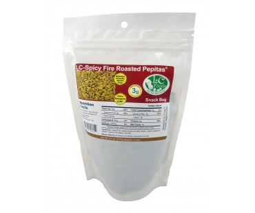 Spicy Fire Roasted Pepitas Snack Bag