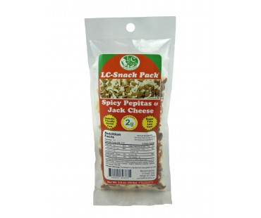 Spicy Pepitas and Jack Cheese Snack Pack
